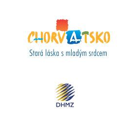 Chorvatsko mapka